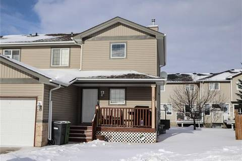 Townhouse for sale at 181 Hillvale Cres Strathmore Alberta - MLS: C4286648