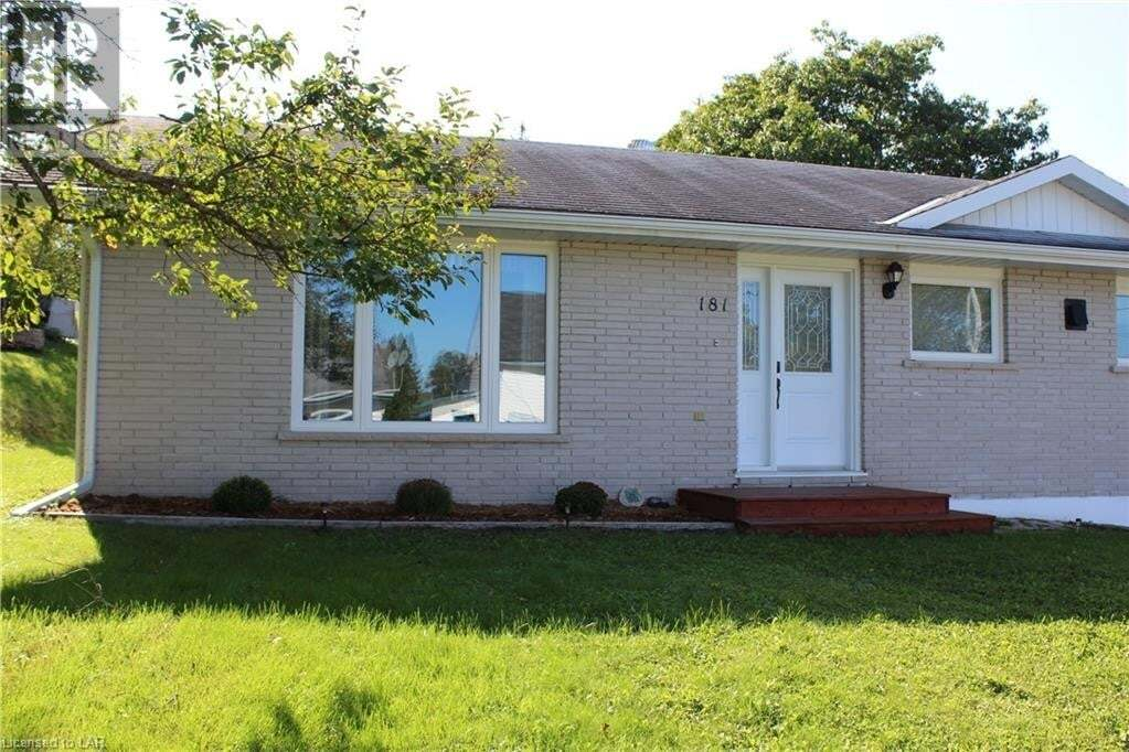 House for sale at 181 Main St Burk's Falls Ontario - MLS: 40020584