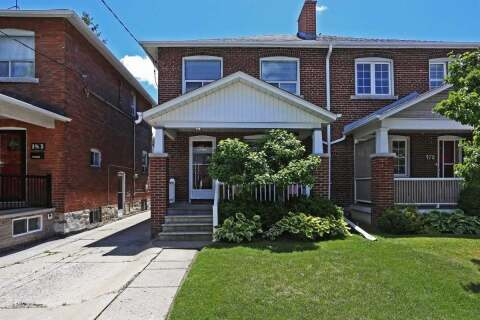 Townhouse for sale at 181 Mortimer Ave Toronto Ontario - MLS: E4794630