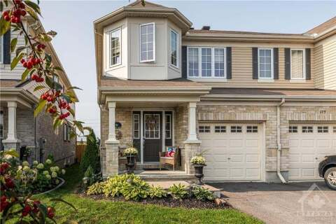 House for sale at 181 Patriot Pl Kanata Ontario - MLS: 1211735