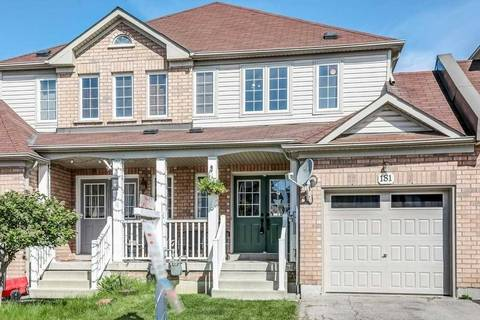 Townhouse for sale at 181 Sherwood Rd Milton Ontario - MLS: W4486975