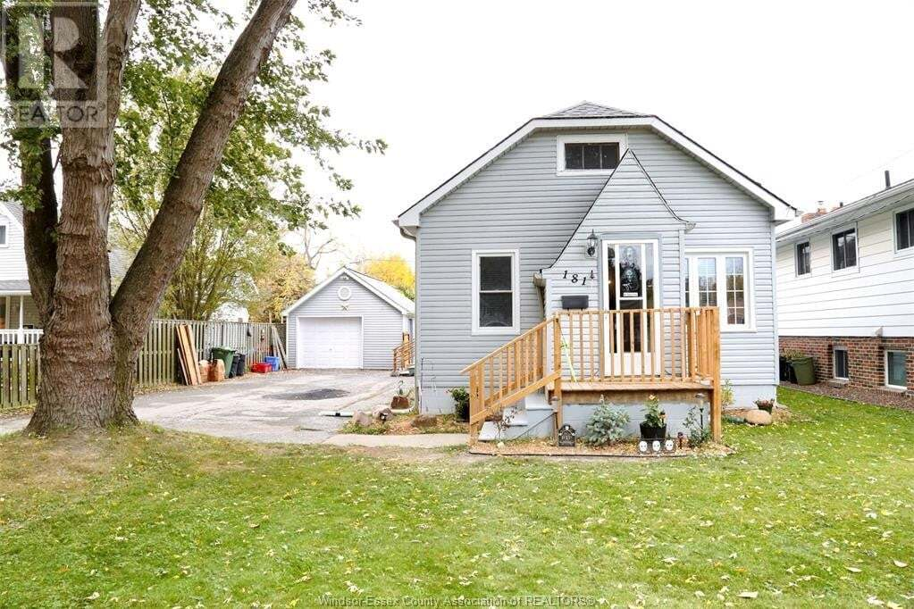 House for sale at 181 St. Pierre  Tecumseh Ontario - MLS: 20013944