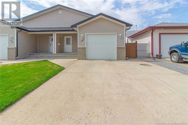 Townhouse for sale at 181 Sunrise Circ SW Medicine Hat Alberta - MLS: mh0193396