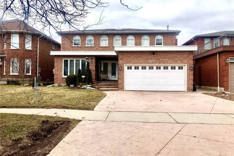 House for sale at 181 Wigwoss Dr Vaughan Ontario - MLS: N4732666