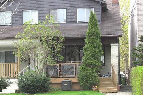 Townhouse for sale at 181 Woburn Ave Toronto Ontario - MLS: C4450801
