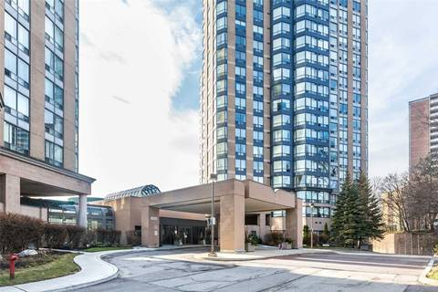 Apartment for rent at 1 Hickory Tree Rd Unit 1810 Toronto Ontario - MLS: W4704977