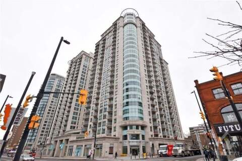 Property for rent at 200 Rideau St Unit 1810 Ottawa Ontario - MLS: 1209420