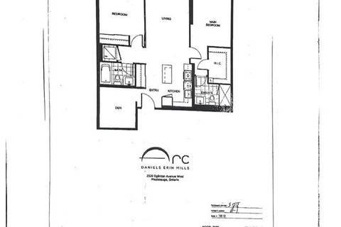 Condo for sale at 2520 Eglinton Ave Unit 1810 Mississauga Ontario - MLS: W4488517