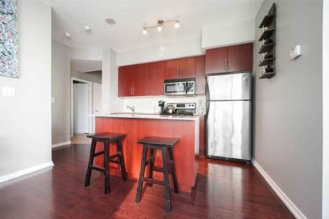 Condo for sale at 55 Bremner Blvd Unit 1810 Toronto Ontario - MLS: C4634560