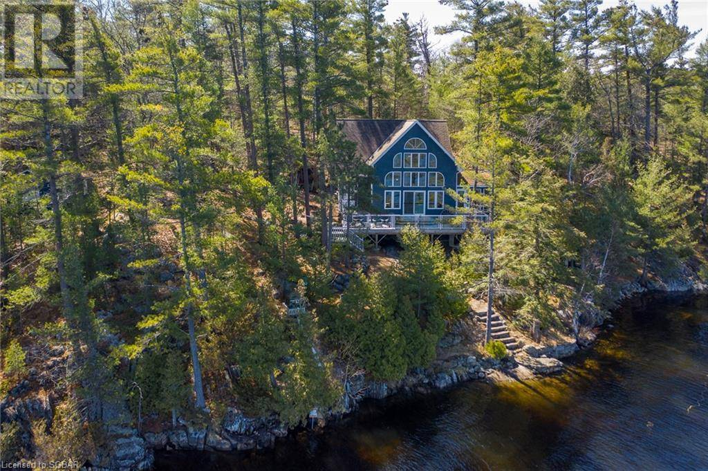 House for sale at 1988 Island 1810/bone Is Unit 1810/Bone Honey Harbour Ontario - MLS: 248198