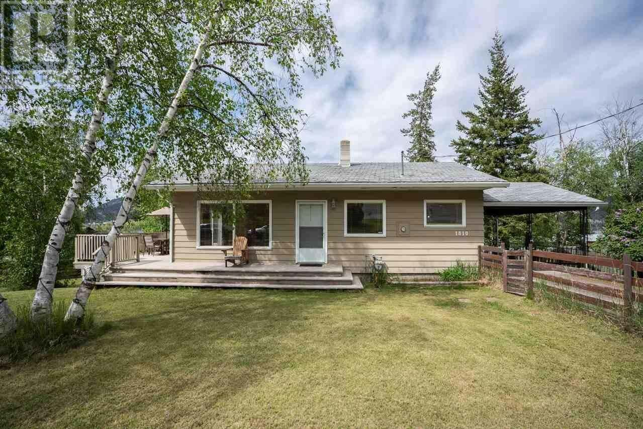House for sale at 1810 Renner Rd Williams Lake British Columbia - MLS: R2459819