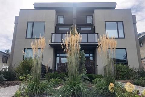 Townhouse for sale at 1811 Broadview Rd Northwest Calgary Alberta - MLS: C4273623