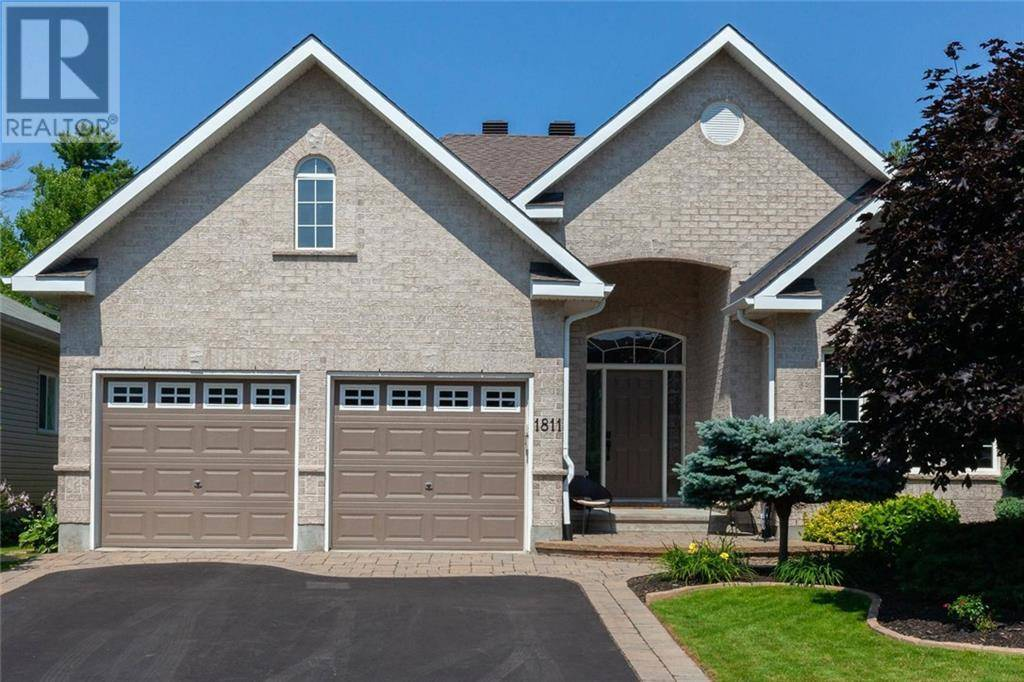 House for sale at 1811 Heatherstone Cres Ottawa Ontario - MLS: 1182605