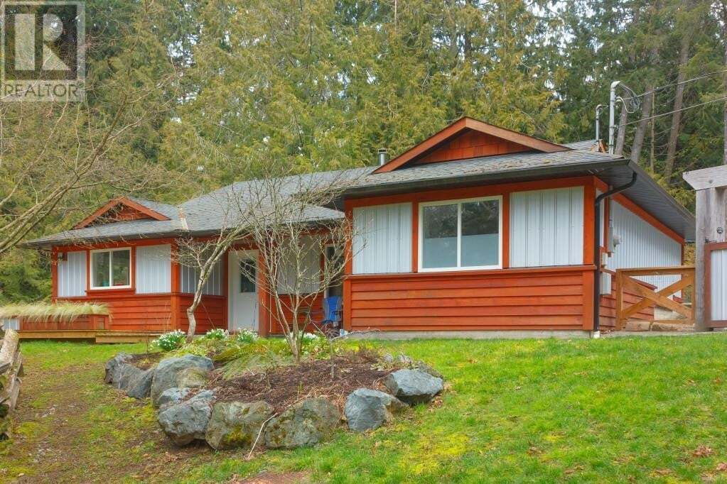 House for sale at 1811 Silver Mine Rd Shawnigan Lake British Columbia - MLS: 424163