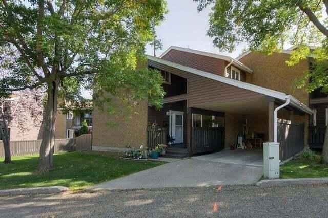 Townhouse for sale at 18114 96 Av NW Edmonton Alberta - MLS: E4214963