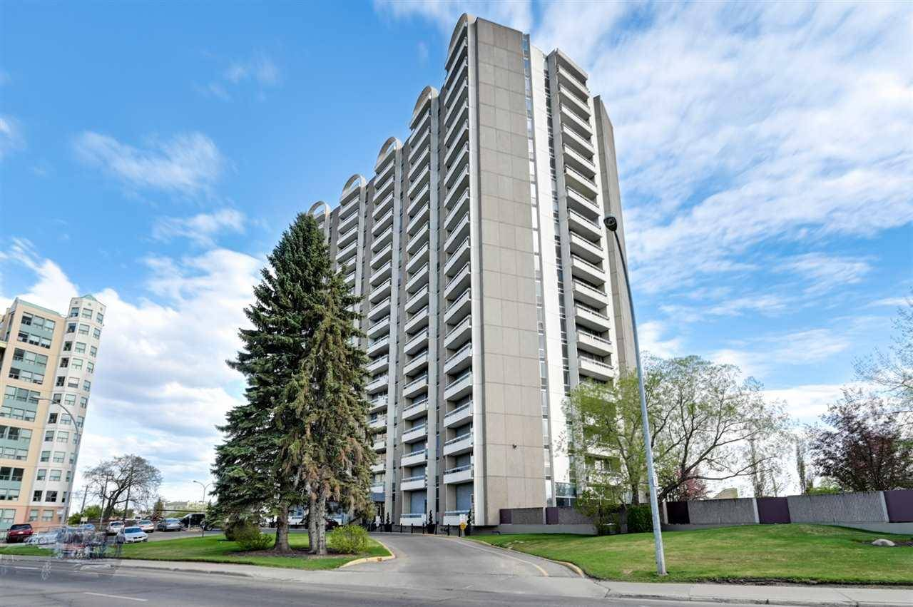 Condo for sale at 10883 Saskatchewan Dr Nw Unit 1812 Edmonton Alberta - MLS: E4174332
