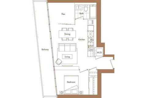 Apartment for rent at 115 Mcmahon Dr Unit 1812 Toronto Ontario - MLS: C4633441