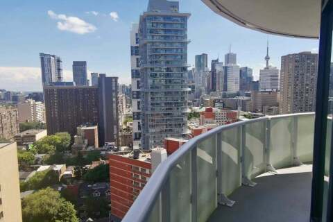 Apartment for rent at 403 Church St Unit 1812 Toronto Ontario - MLS: C4862883