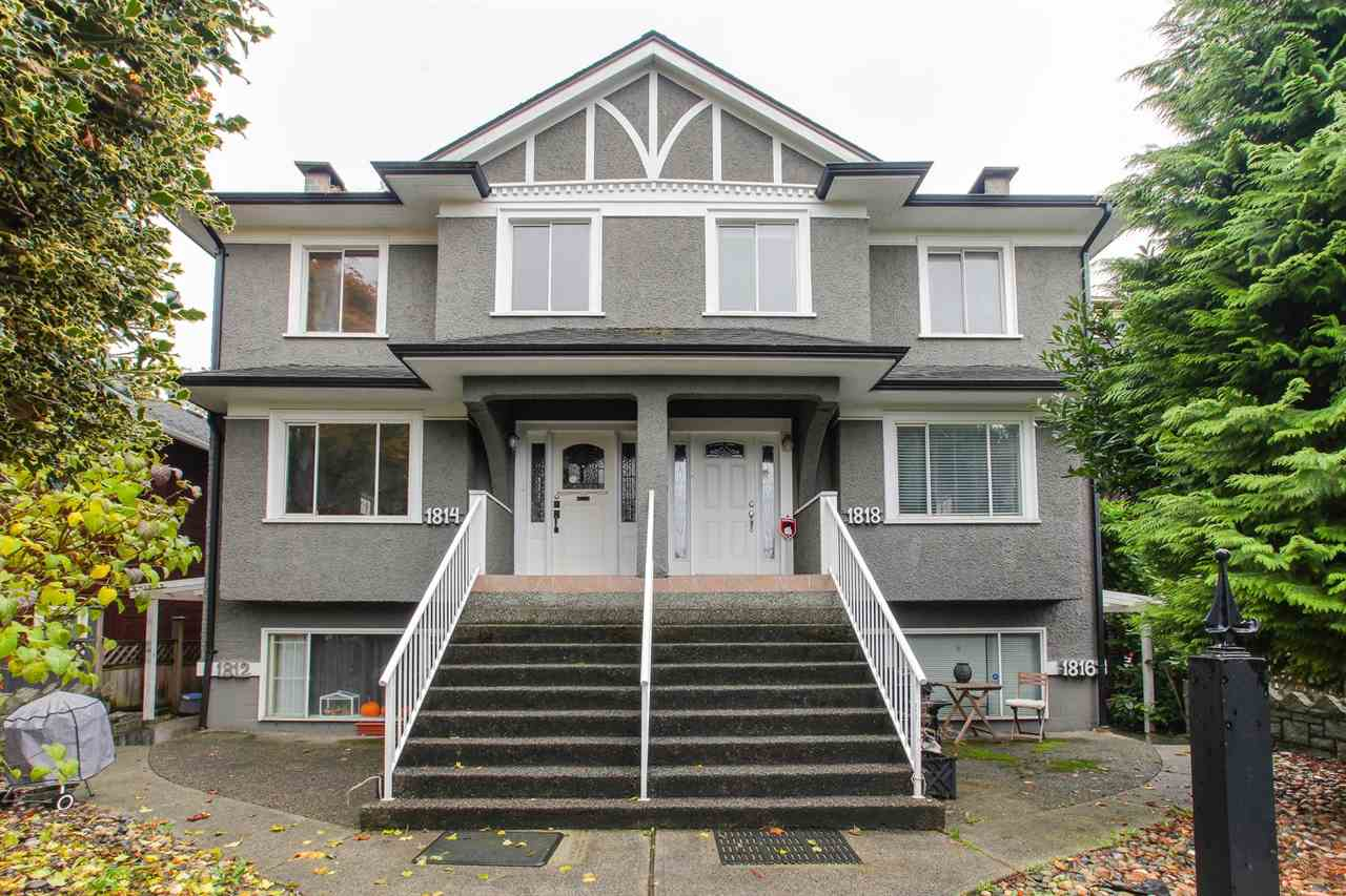 Removed: 1812 West 10th Avenue, Vancouver, BC - Removed on 2018-08-29 15:09:08