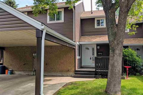 Townhouse for sale at 18120 96 Ave Nw Edmonton Alberta - MLS: E4164367