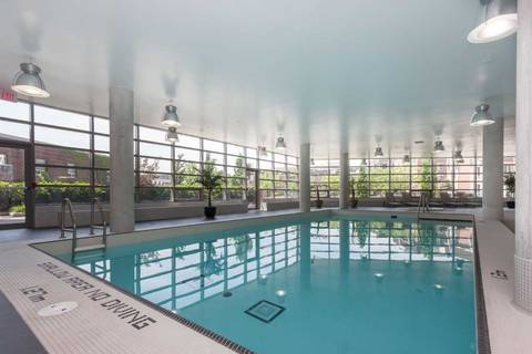 Apartment for rent at 38 Joe Shuster Wy Unit 1813 Toronto Ontario - MLS: C4453335