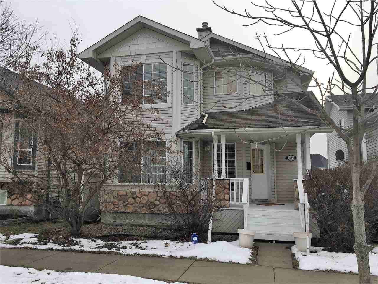 House for sale at 1813 Tomlinson Cres Nw Edmonton Alberta - MLS: E4189518