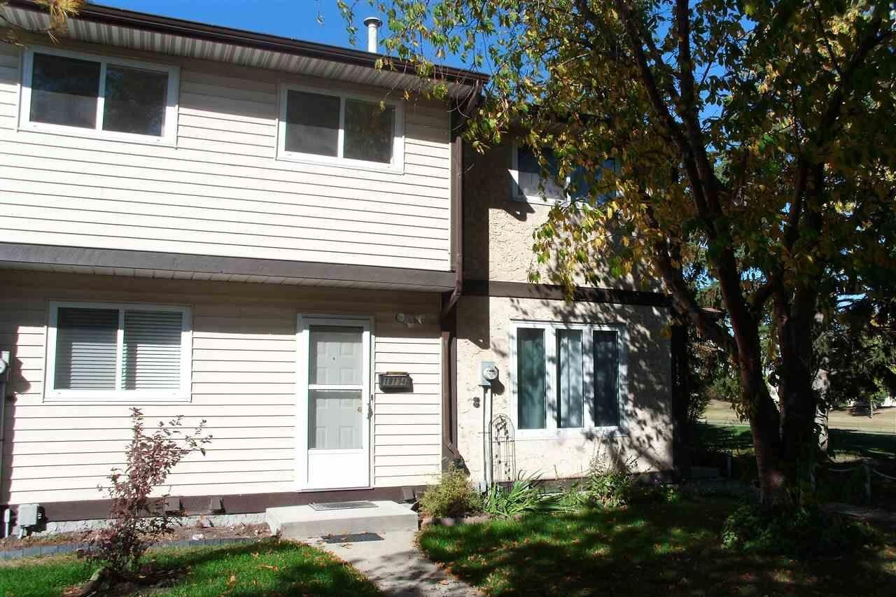 Townhouse for sale at 18134 93 Av NW Edmonton Alberta - MLS: E4215254