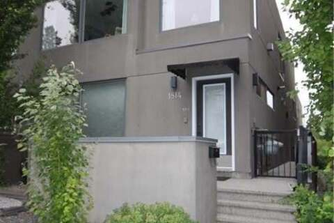 Townhouse for sale at 1814 29 Ave SW Calgary Alberta - MLS: C4280961