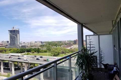 Apartment for rent at 35 Bastion St Unit 1814 Toronto Ontario - MLS: C4487569