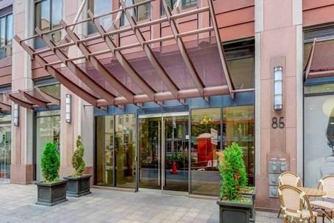 Apartment for rent at 85 Bloor St Unit 1814 Toronto Ontario - MLS: C4733385