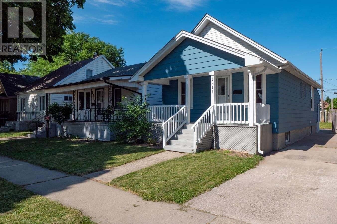 House for sale at 1814 St. Luke  Windsor Ontario - MLS: 20009603