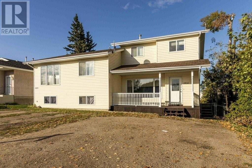 Townhouse for sale at 18141816 26 Ave Delburne Alberta - MLS: CA0188311