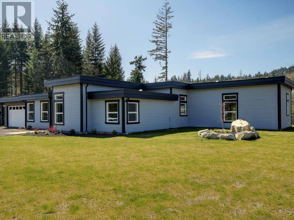 House for sale at 1815 Sooke Lake Rd Shawnigan Lake British Columbia - MLS: 424192