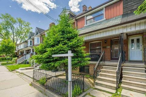 Townhouse for sale at 1816 Dufferin St Toronto Ontario - MLS: W4487859
