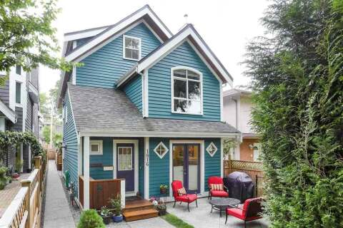 Townhouse for sale at 1816 6th Ave E Vancouver British Columbia - MLS: R2458887