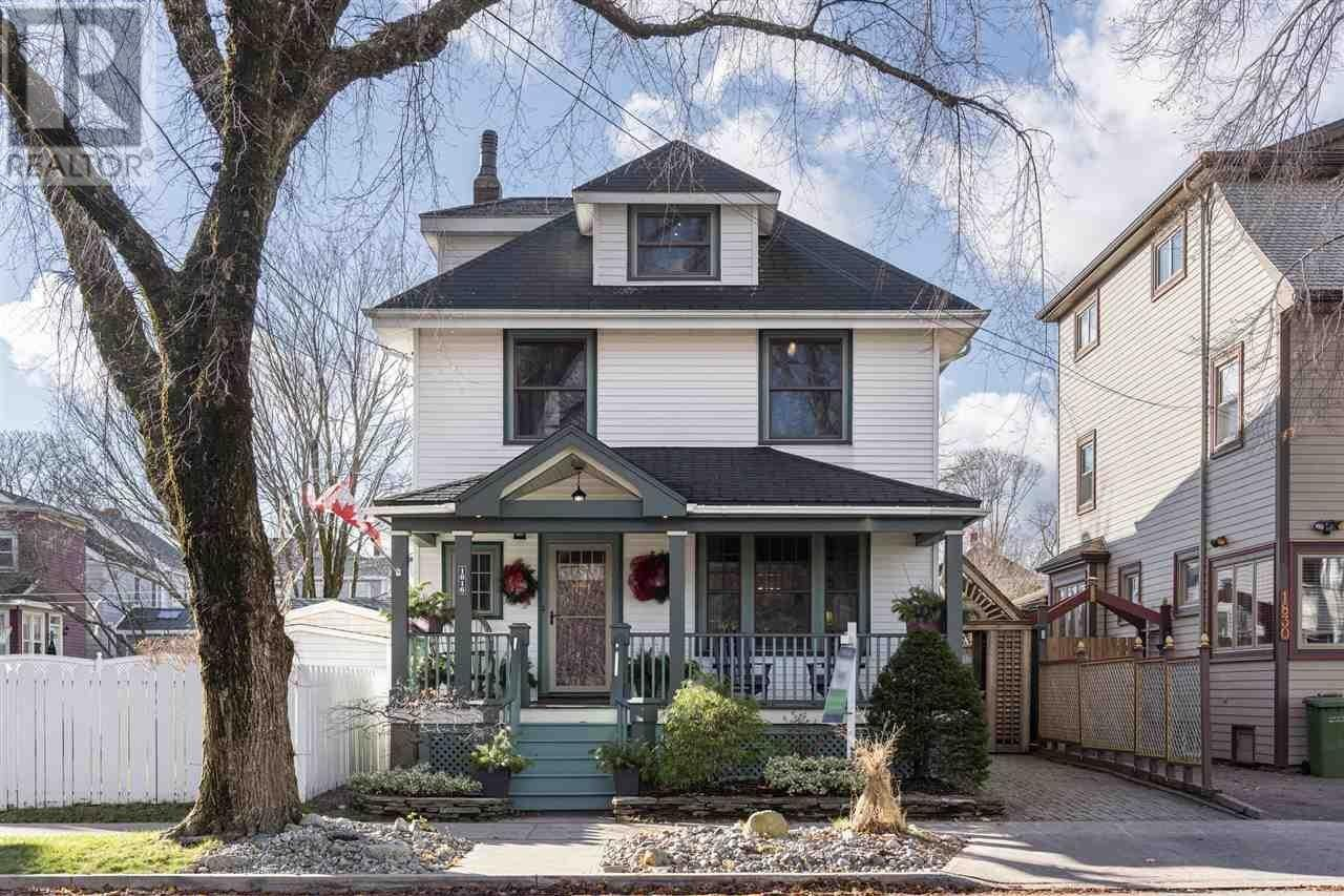House for sale at 1816 Garden St Halifax Nova Scotia - MLS: 202024618