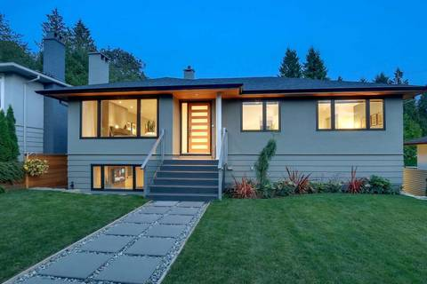 House for sale at 1816 Larson Rd North Vancouver British Columbia - MLS: R2407912