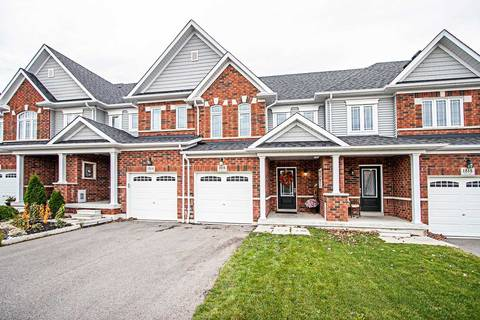 Townhouse for sale at 1816 Silverstone Cres Oshawa Ontario - MLS: E4626041