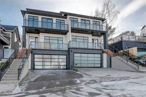 Townhouse for sale at 1817 21 Ave Southwest Calgary Alberta - MLS: C4273950