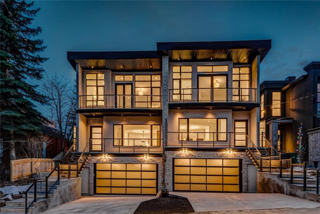 For Sale: 1817 22 Avenue Southwest, Calgary, AB | 3 Bed, 4 Bath Townhouse for $1,448,000. See 44 photos!