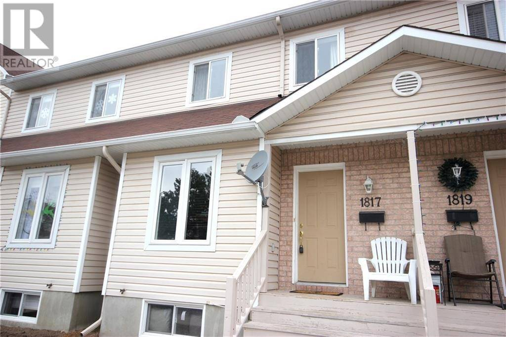 Townhouse for rent at 1817 Loranger Cres Ottawa Ontario - MLS: 1176737