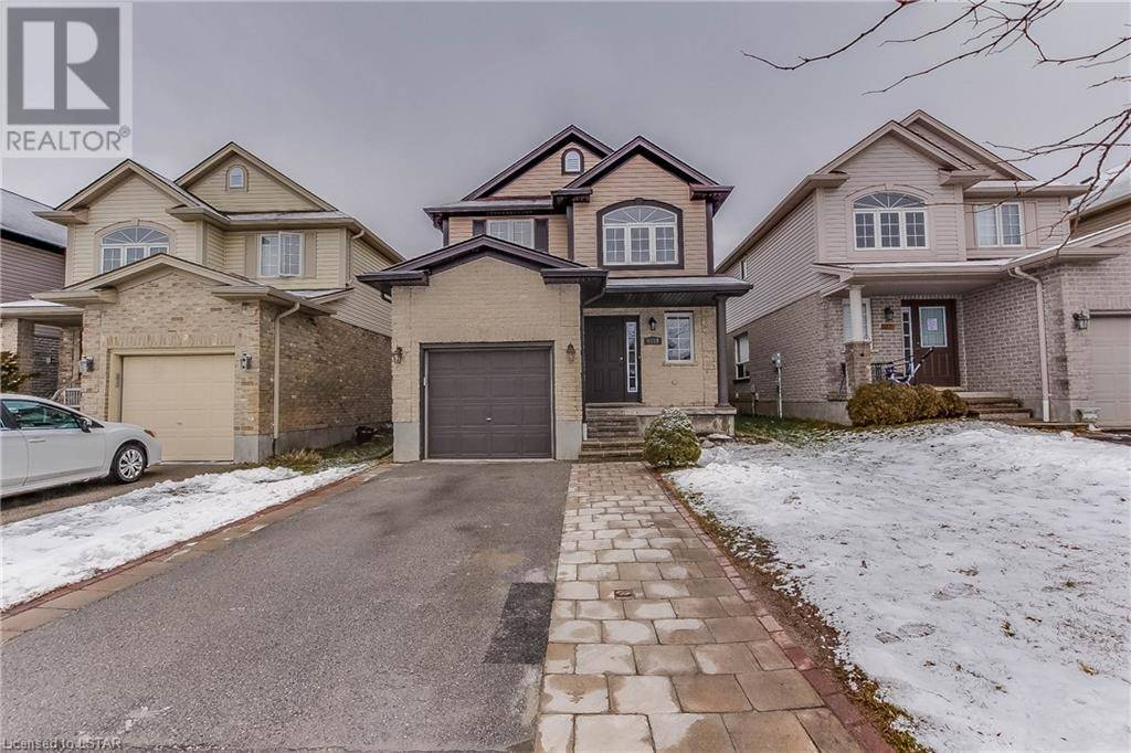 House for sale at 1817 Mickleborough Dr London Ontario - MLS: 242025
