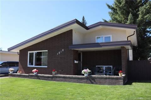 House for sale at 1818 20 St N Lethbridge Alberta - MLS: LD0180500