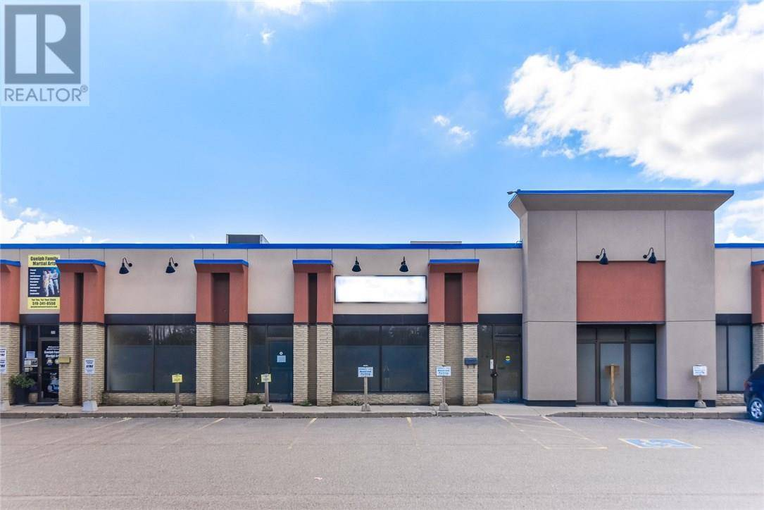 Commercial property for lease at 340 Woodlawn Rd West Apartment 18,19 Guelph Ontario - MLS: 30724618