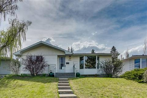 House for sale at 1819 Canberra Rd Northwest Calgary Alberta - MLS: C4247549