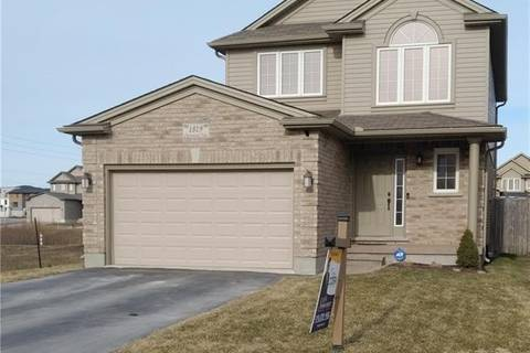House for sale at 1819 Cherrywood Tr London Ontario - MLS: 187398