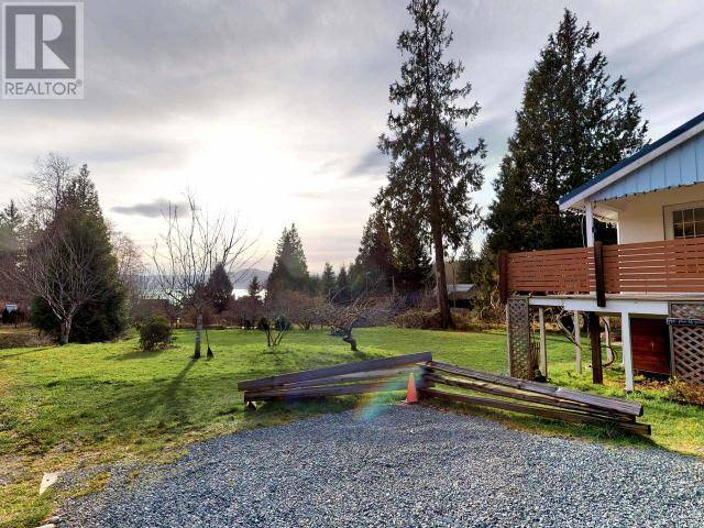 House for sale at 1819 Roberts Rd Powell River British Columbia - MLS: 14824