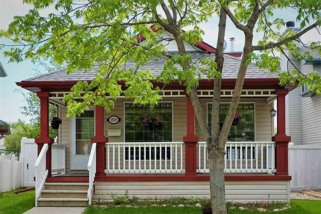 House for sale at 1819 Tomlinson Cr NW Edmonton Alberta - MLS: E4199763