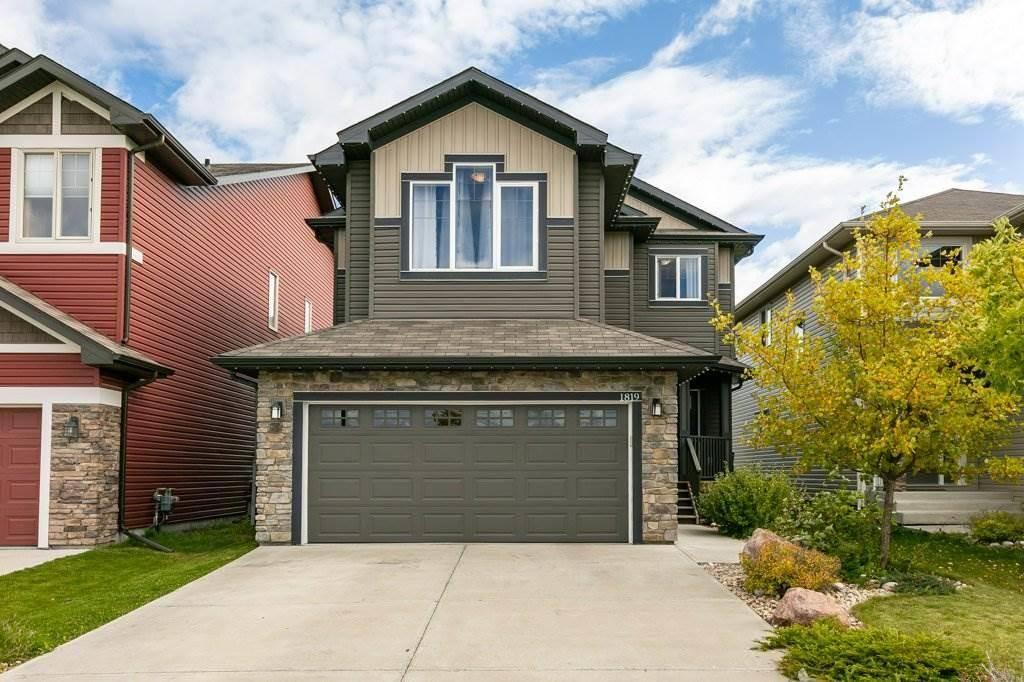 House for sale at 1819 Washburn Dr Sw Edmonton Alberta - MLS: E4188159