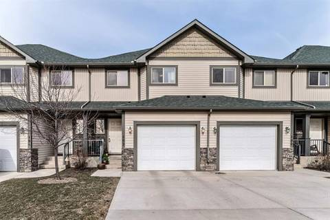 Townhouse for sale at 182 Bayside Point(e) Southwest Airdrie Alberta - MLS: C4237348